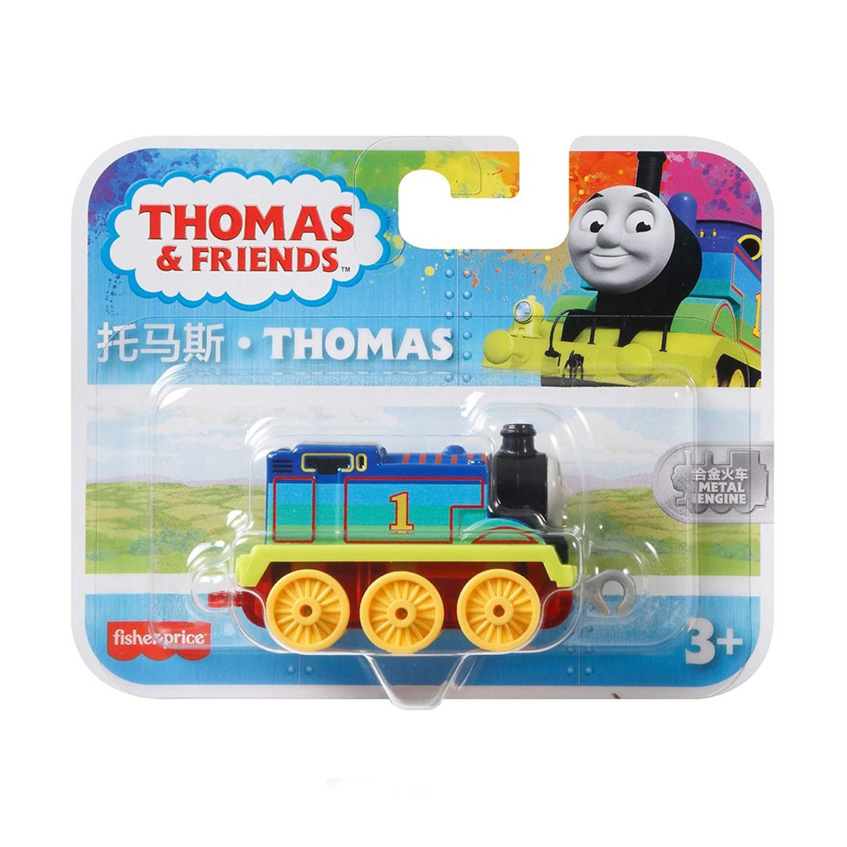 Locomotiva Thomas and Friends, GYV69