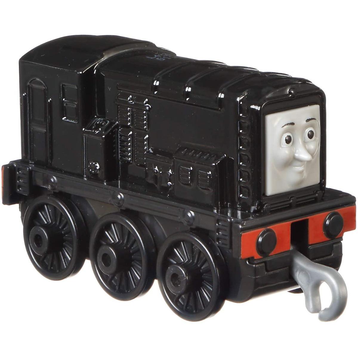 Trenulet metalic Thomas and Friends, Diesel FXX06