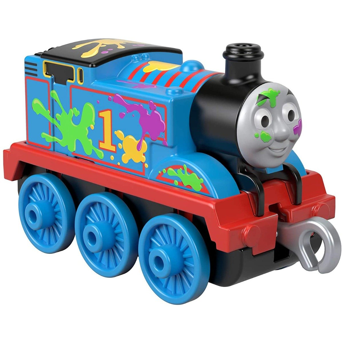 Trenulet metalic Thomas and Friends, Thomas GHK64