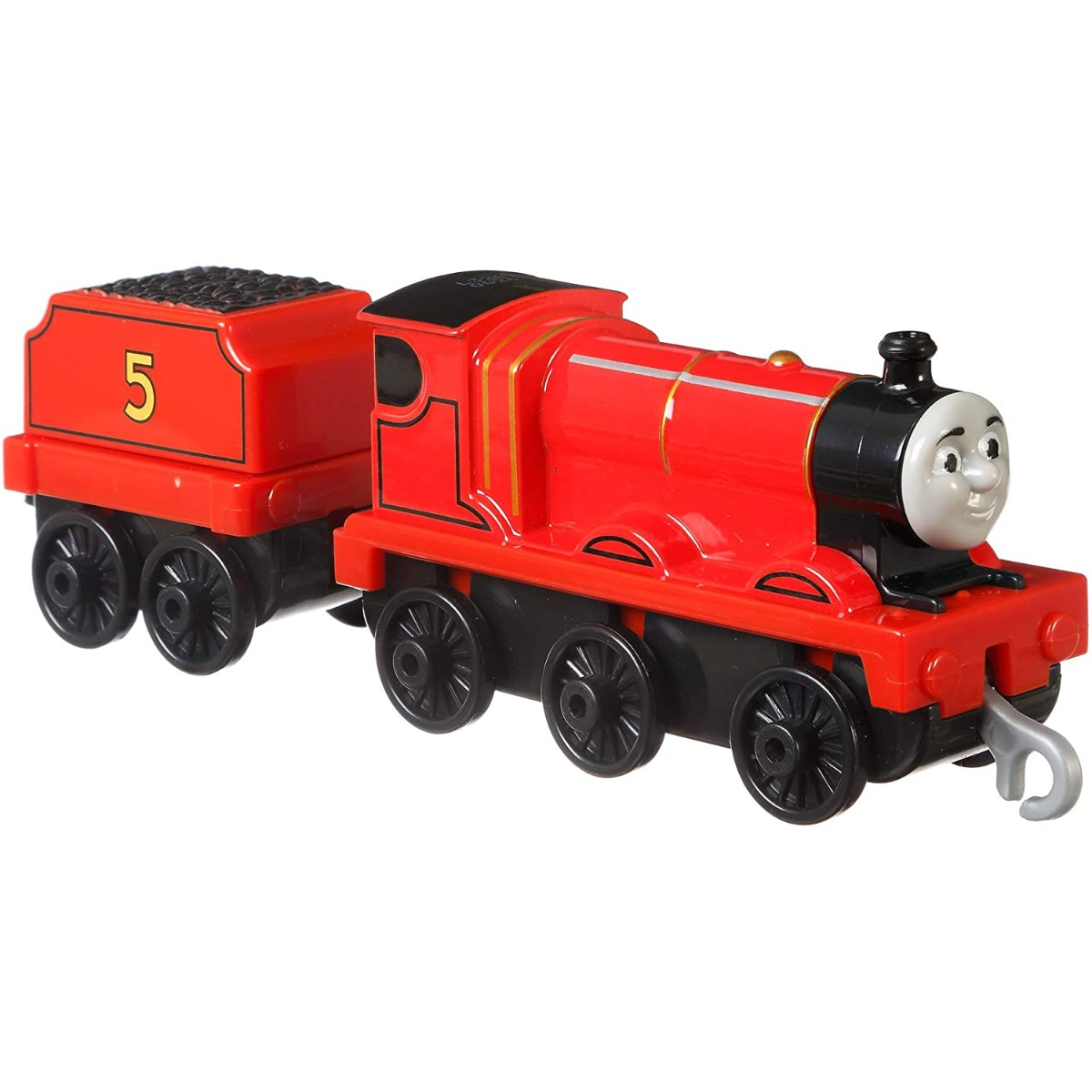 Locomotiva cu vagon Thomas and Friends, James FXX21