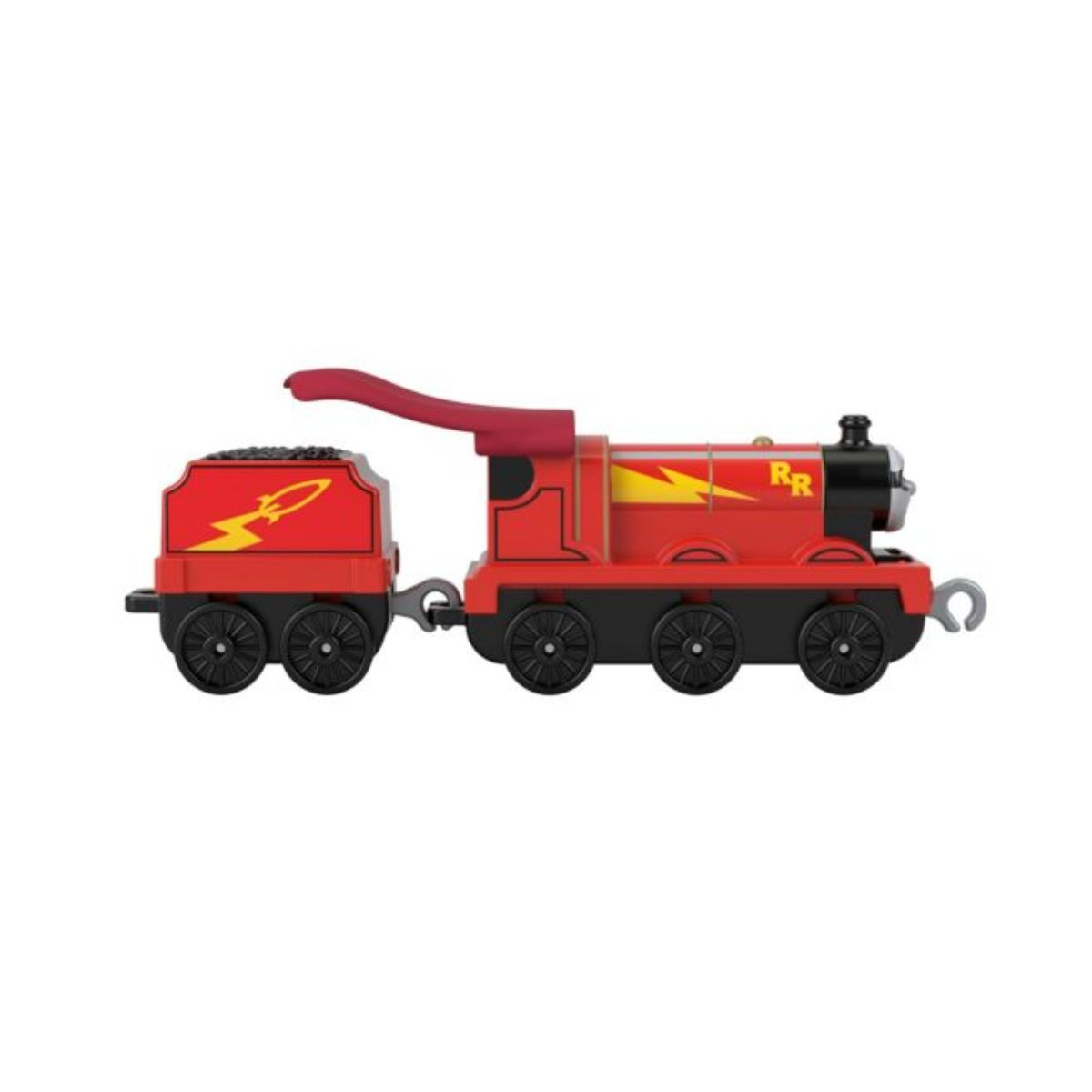 Locomotiva metalica, Thomas and Friends, James Zburatorul, GHK70