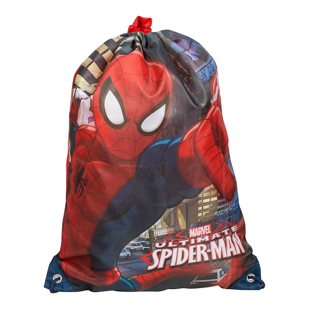 Geanta incaltaminte sport Spiderman