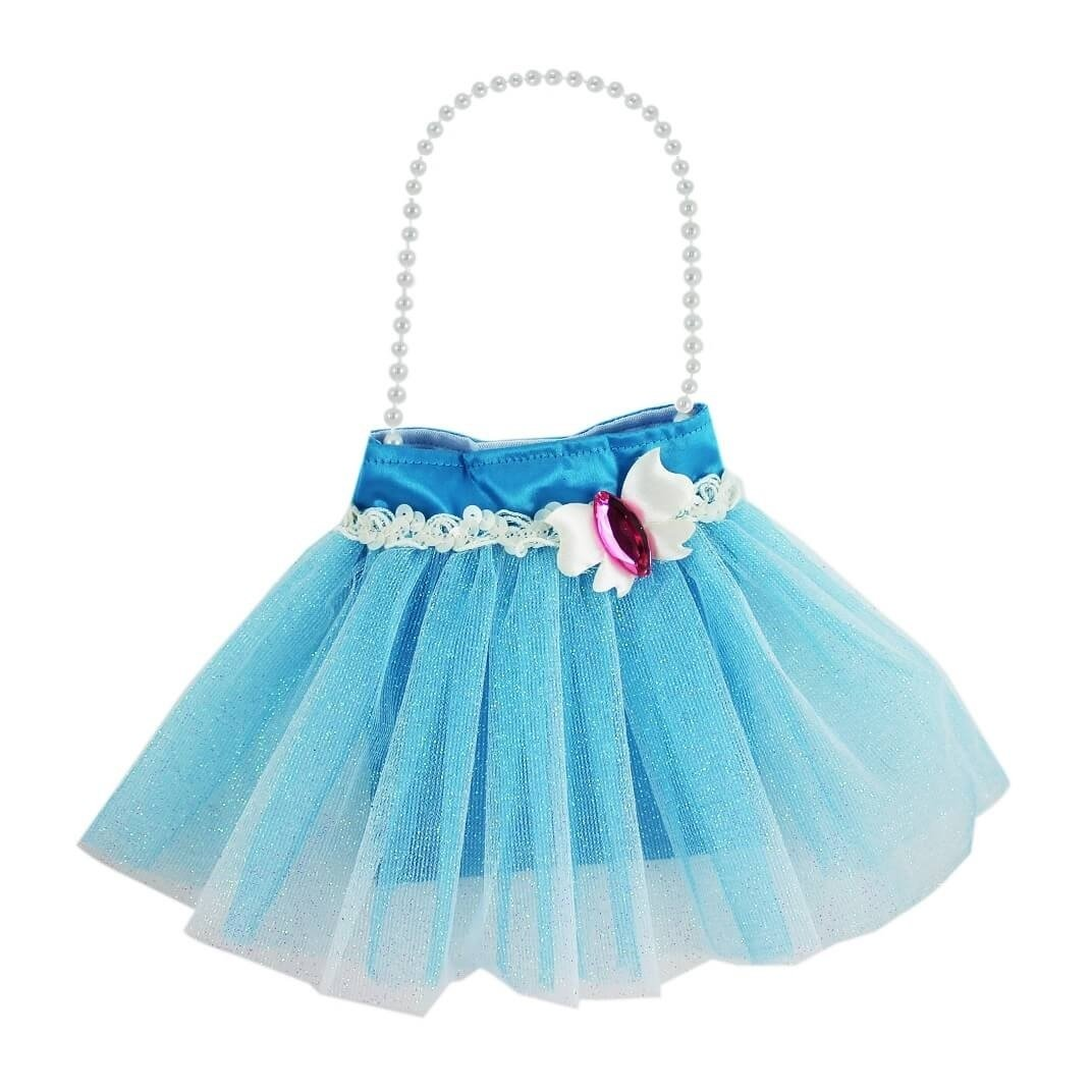 gentuta cupcake sparkle girlz - albastru
