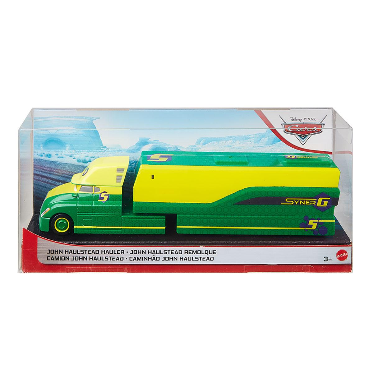 Transportator pentru masinuta Disney Cars, John Haulstead Hauler, GPF12