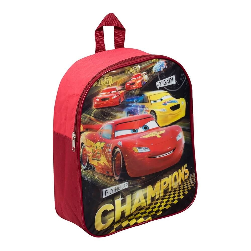 ghiozdan junior - cars racer's edge, 32 cm