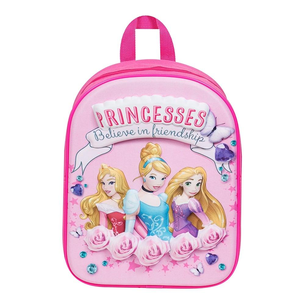 Ghiozdan Junior - Disney Princess, 32.5 cm