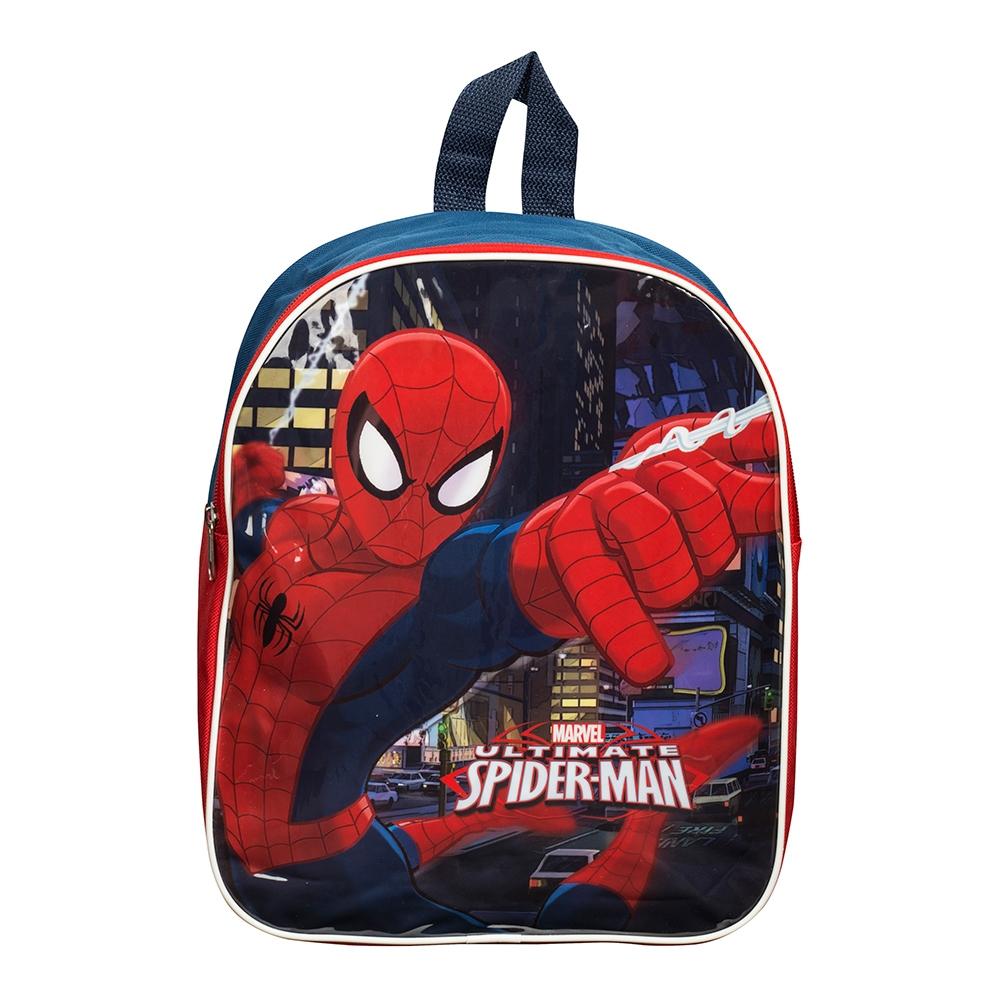 ghiozdan junior - ultimate spiderman, 32 cm