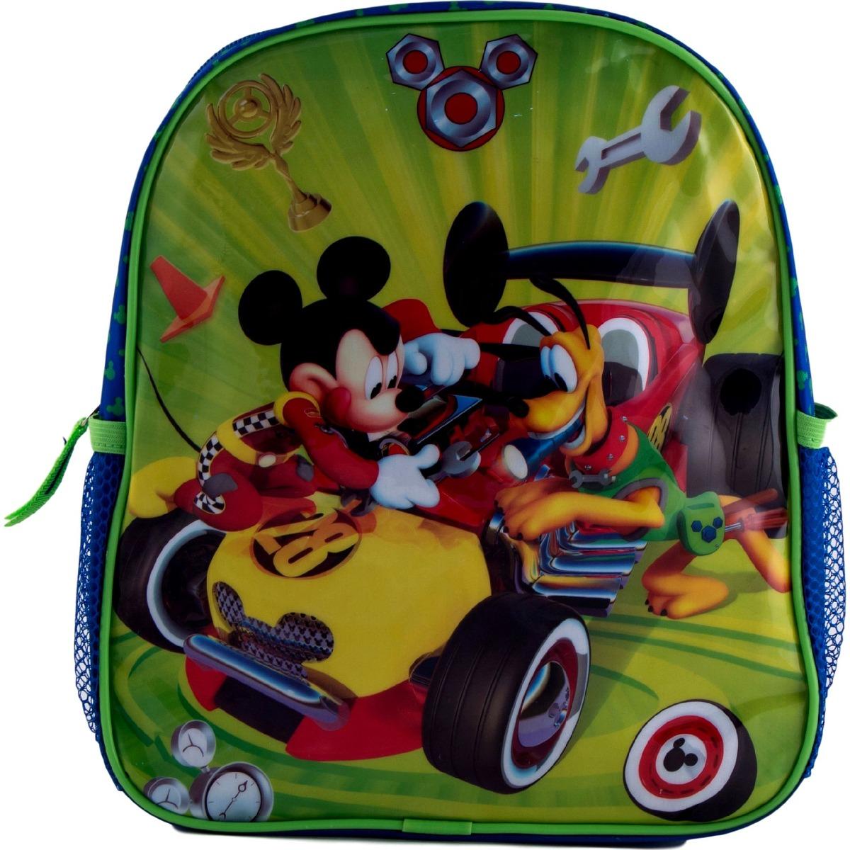 Ghiozdan mic Mickey Mouse 11\