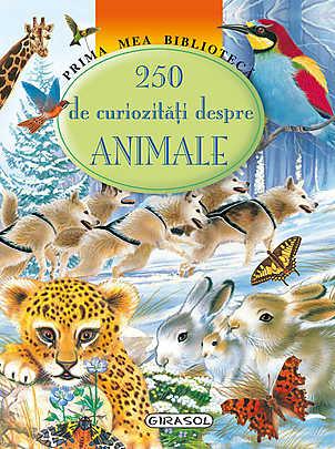 Girasol - 250 de curiozitati despre animale imagine 2021