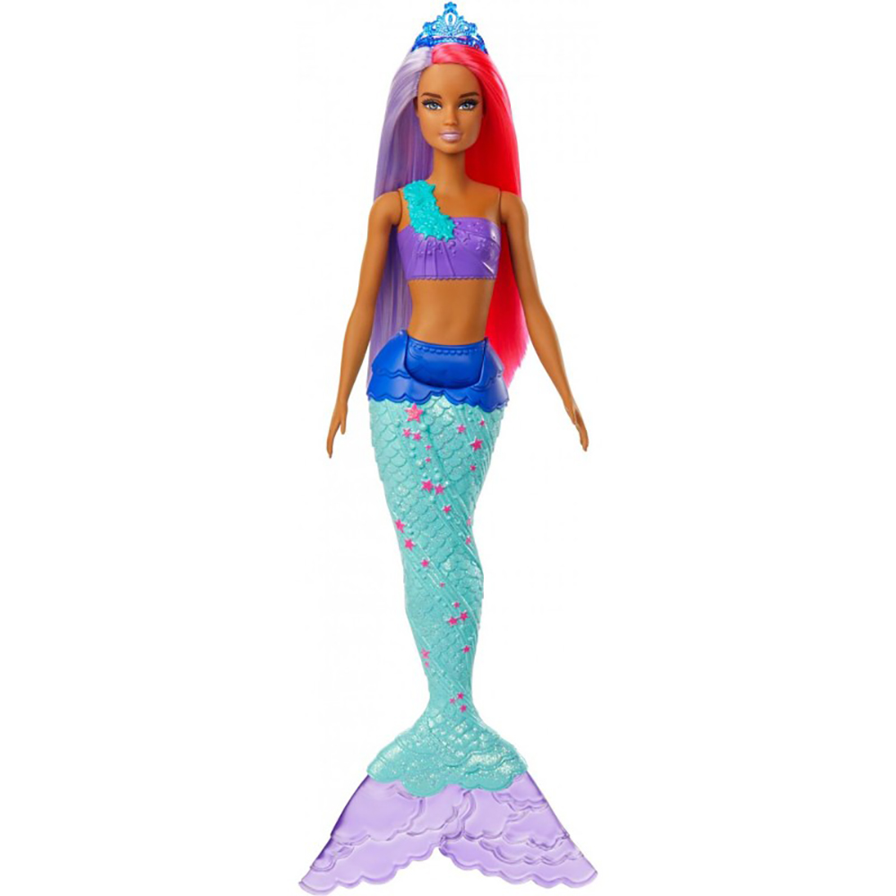 Papusa Barbie Dreamtopia Sirena (GJK09)