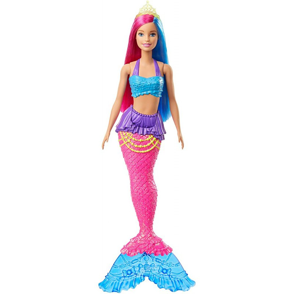 Papusa Barbie Dreamtopia Sirena (GJK08)