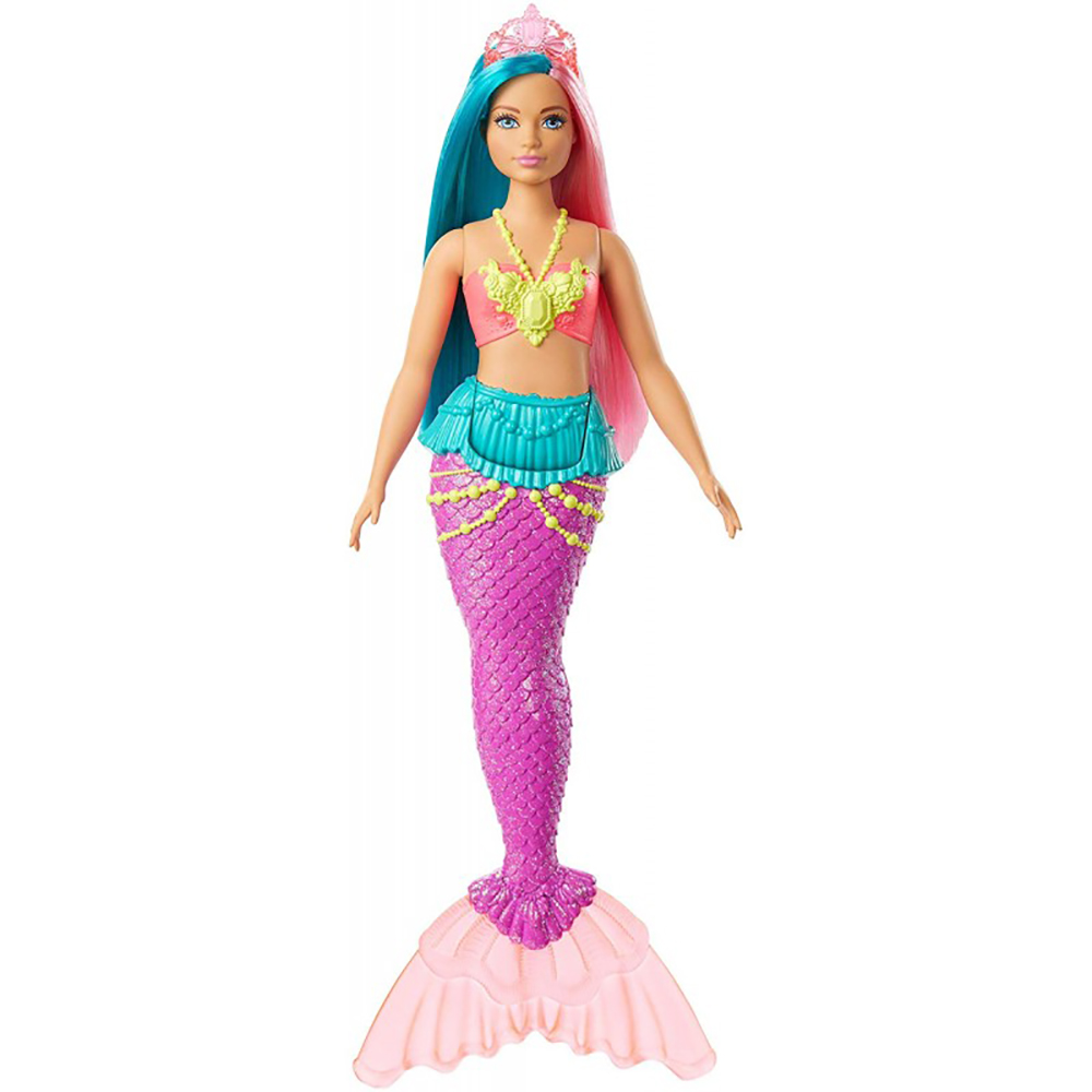 Papusa Barbie Dreamtopia Sirena (GJK11)