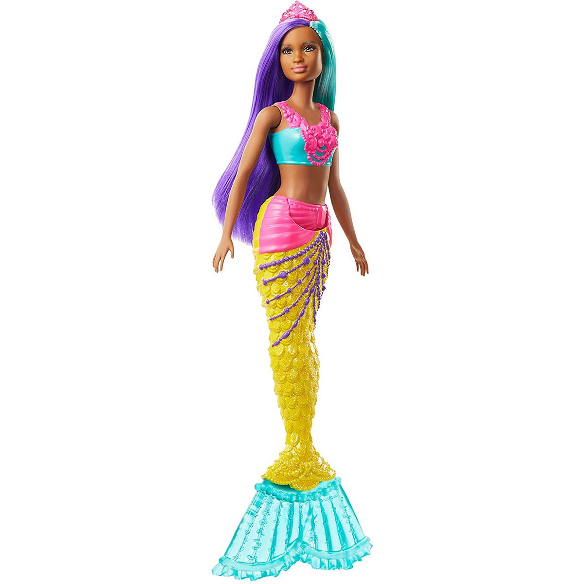 Papusa Barbie Dreamtopia Sirena (GJK10)