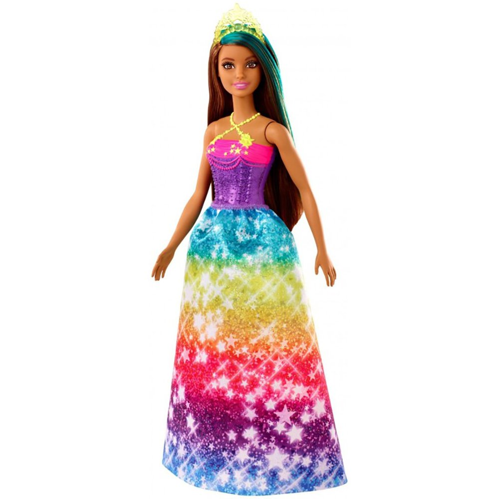 Papusa Barbie Dreamtopia Printesa (GJK14)