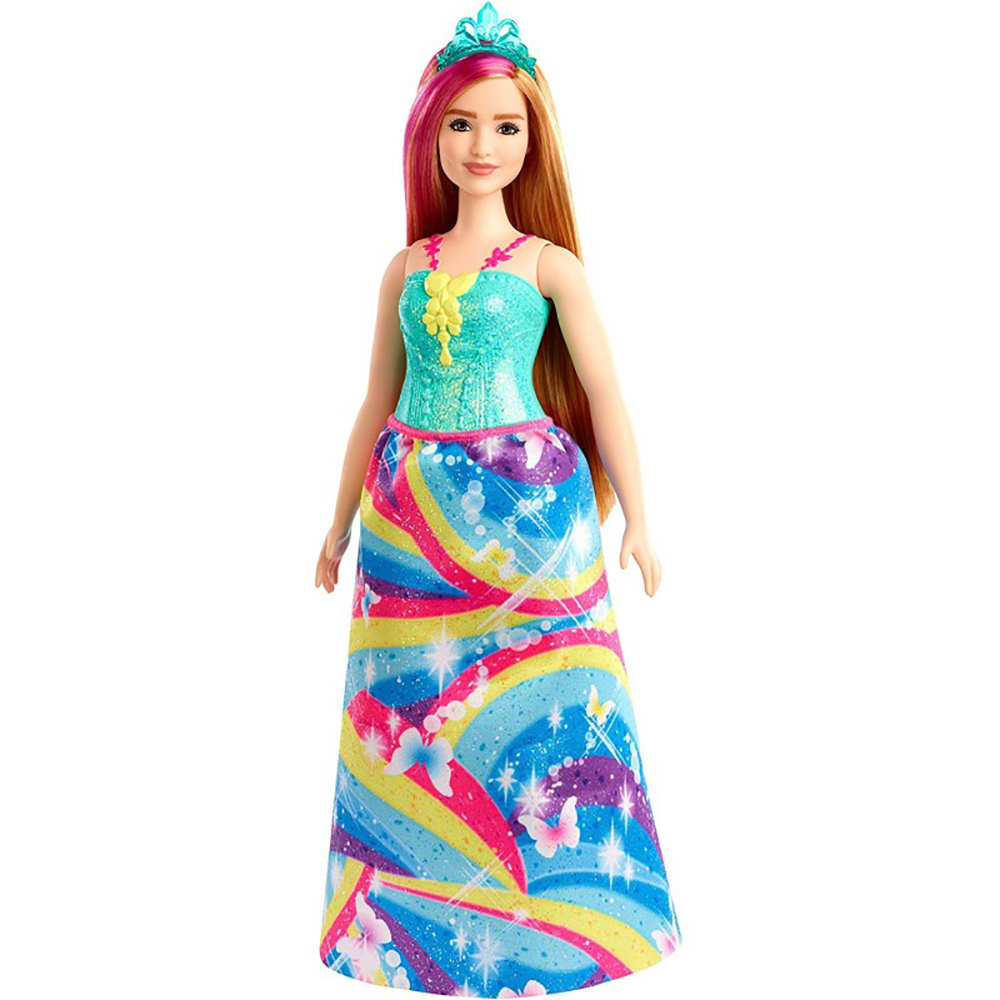 Papusa Barbie Dreamtopia Printesa (GJK16)