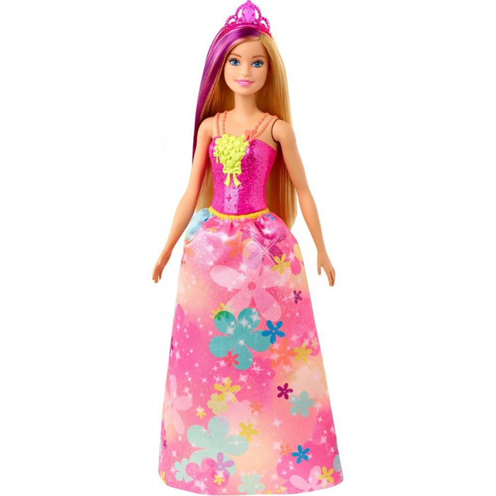 Papusa Barbie Dreamtopia Printesa (GJK13)