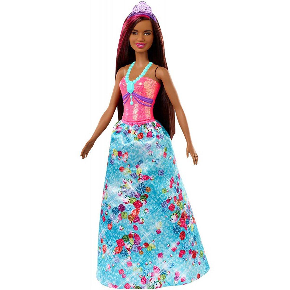 Papusa Barbie Dreamtopia Printesa (GJK15)