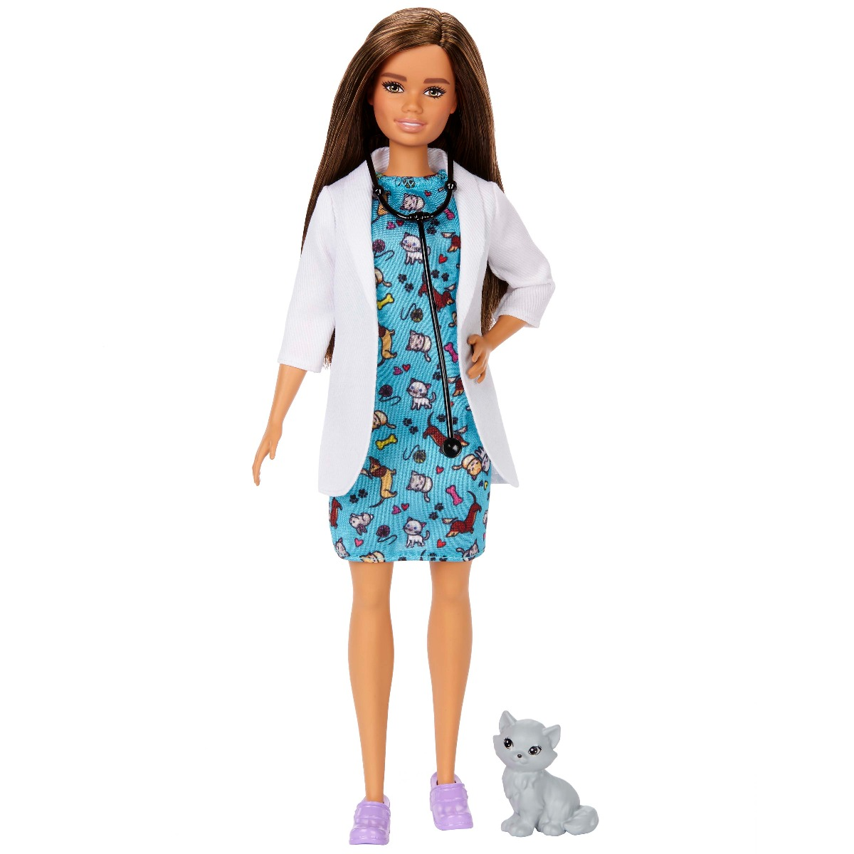 Papusa Barbie Career, Doctor Veterinar