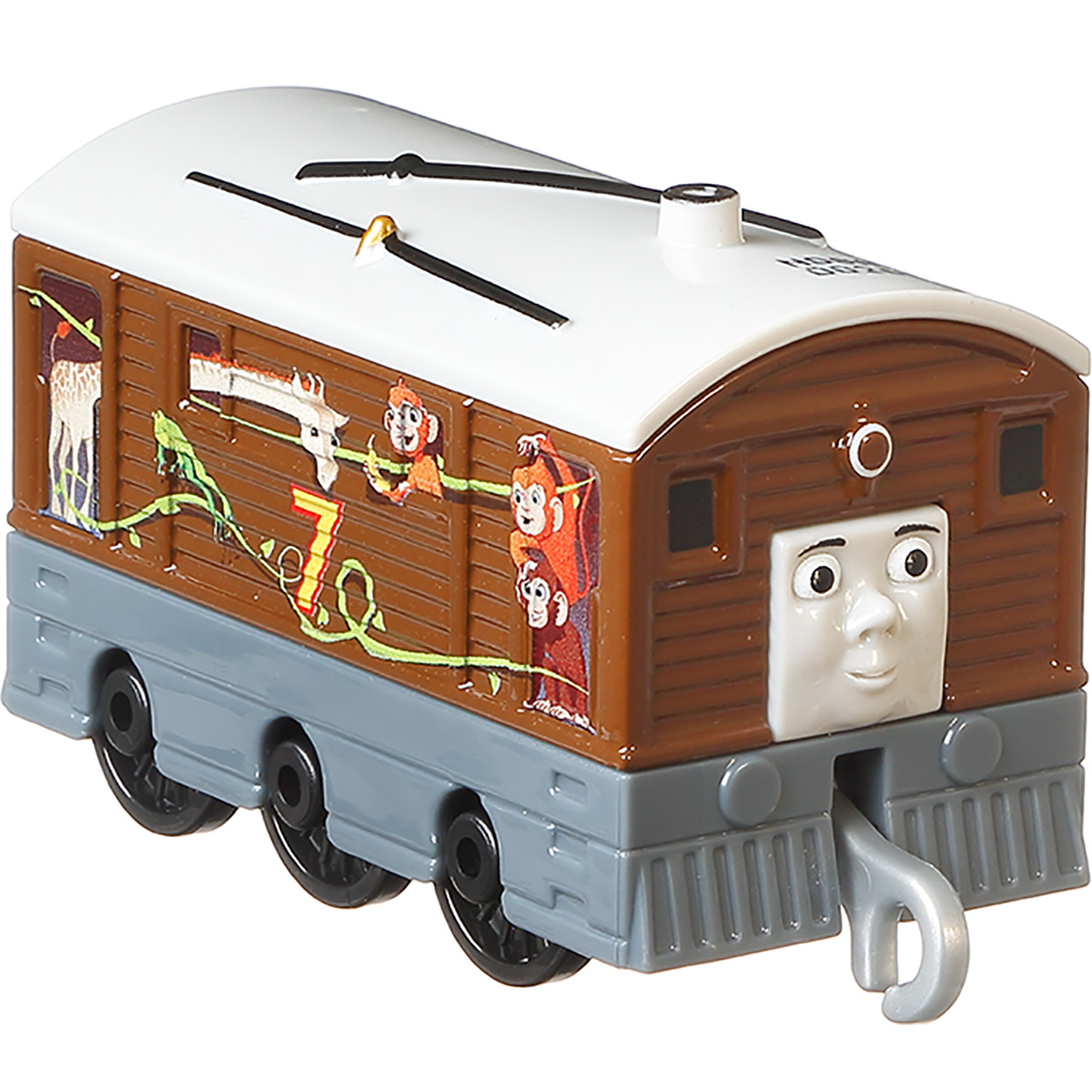 Trenulet Thomas and Friends Safari, Toby GRT92