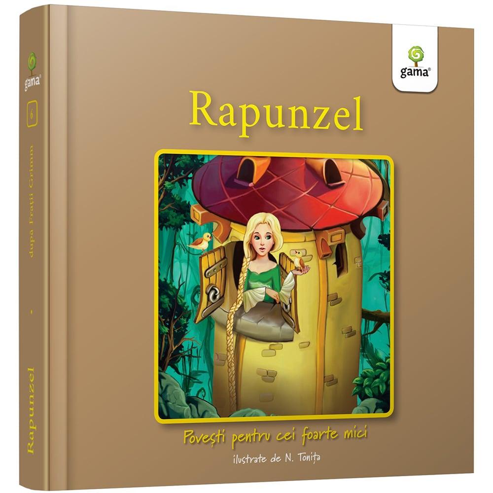 Povesti pentru cei foarte mici, Rapunzel
