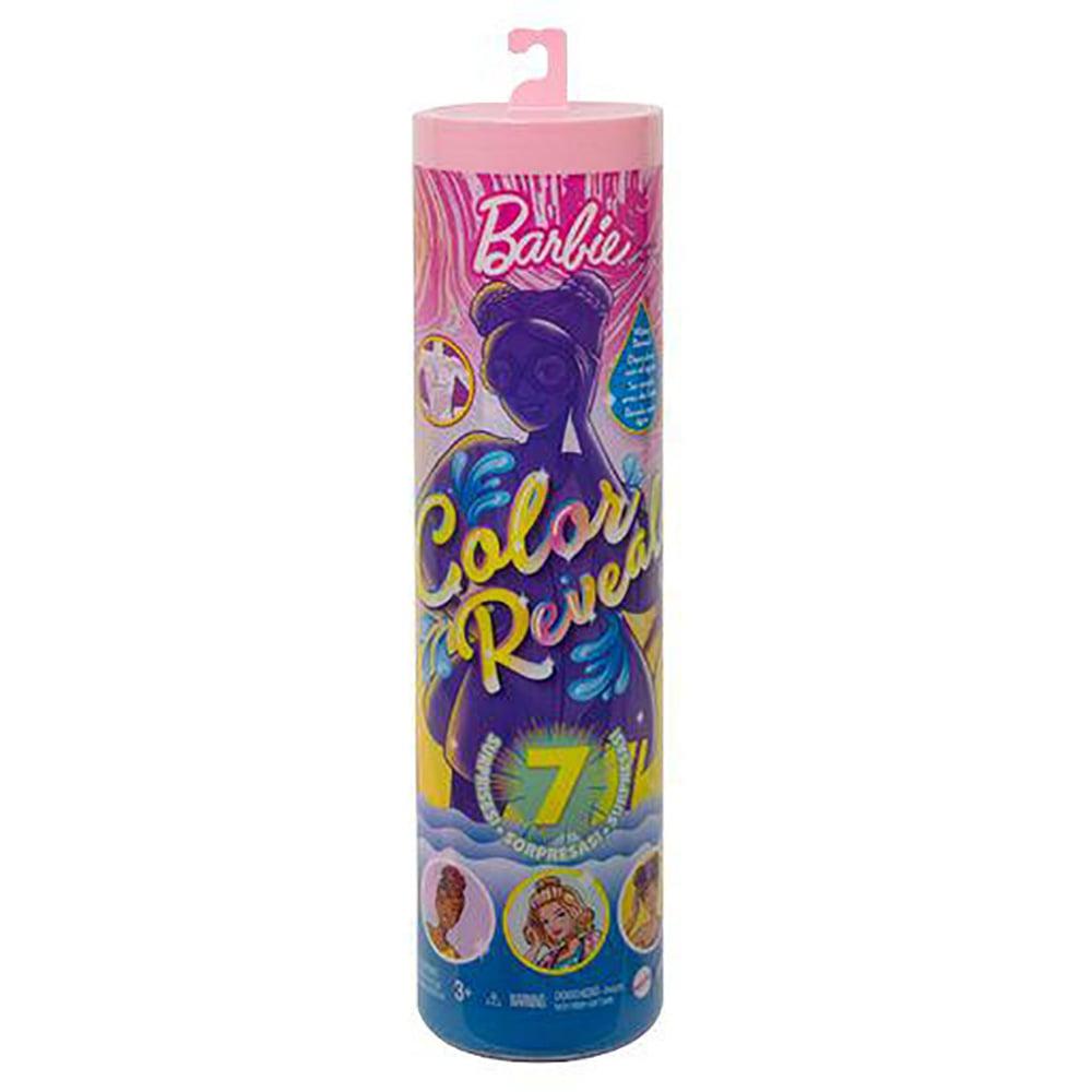 Papusa surpriza Barbie Color Reveal, Tinute de vara