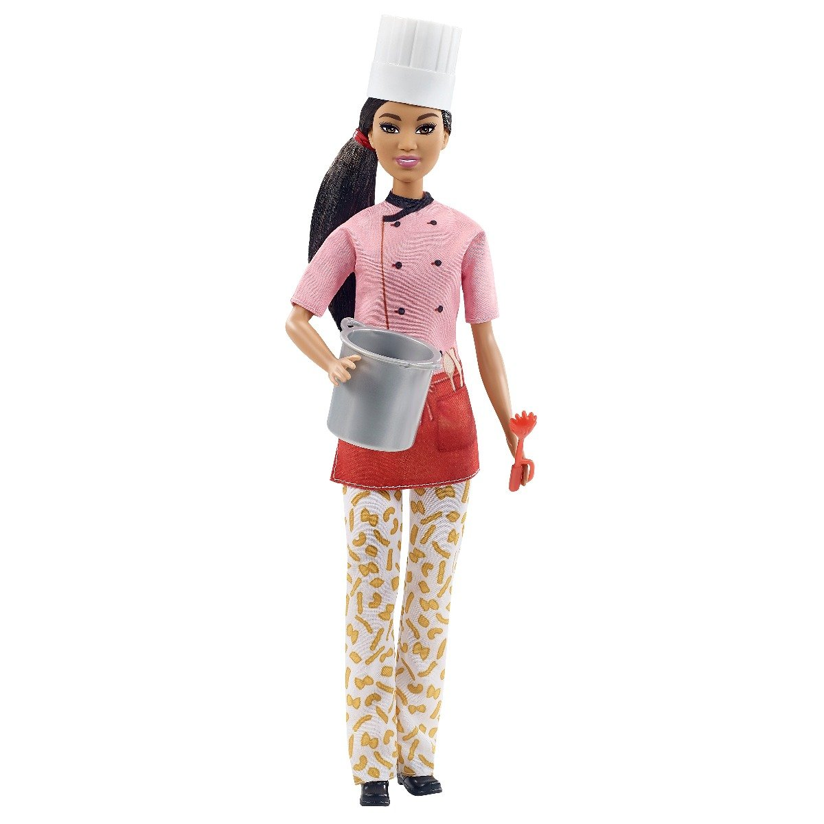 Papusa Barbie Career, Bucatar Sef GTW38