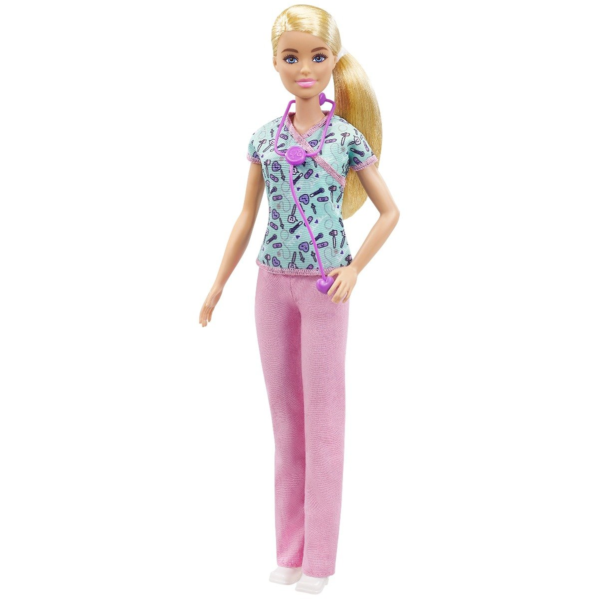 Papusa Barbie Career, Asistenta medicala GTW39