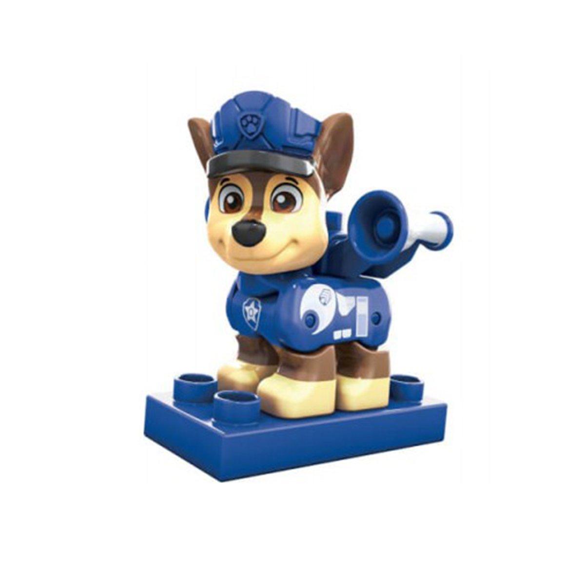 Figurina Megaconstrux, Paw Patrol, Chase