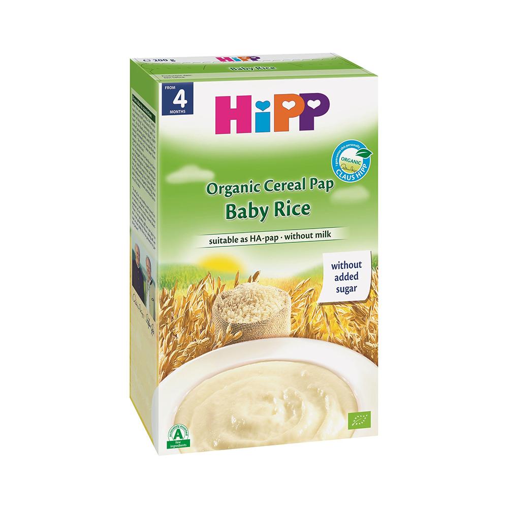 Cereale Hipp Orez, 200 g, 4 luni+ imagine