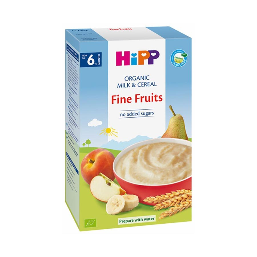 Cereale Hipp Fine Fruits, 250 g, 6 luni+ imagine