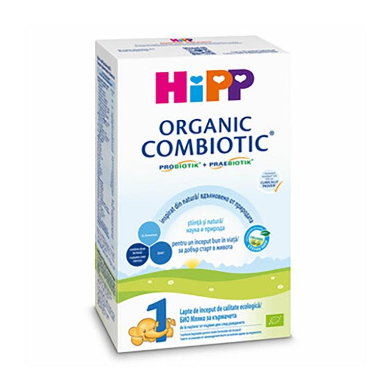 Lapte praf de inceput HiPP 1 Combiotic, 300g imagine