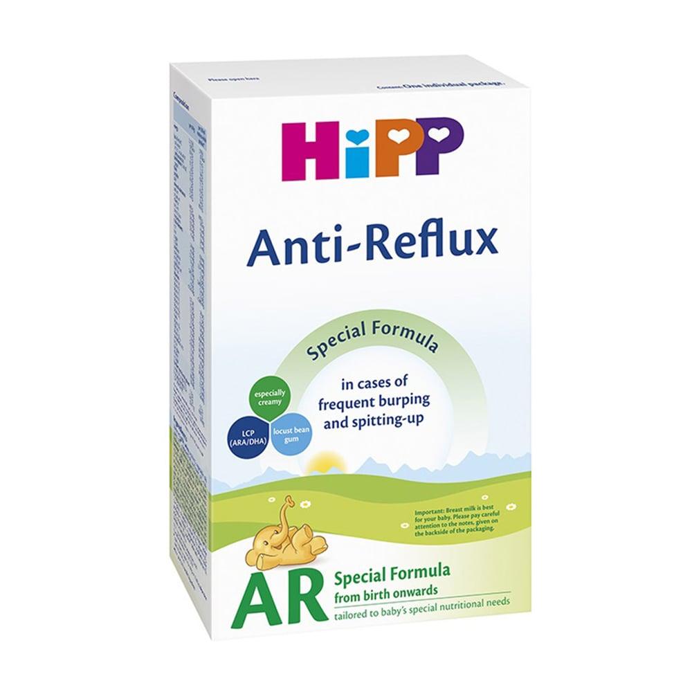 Lapte praf anti-reflux formula speciala Hipp, 300 g, 0 luni+ imagine