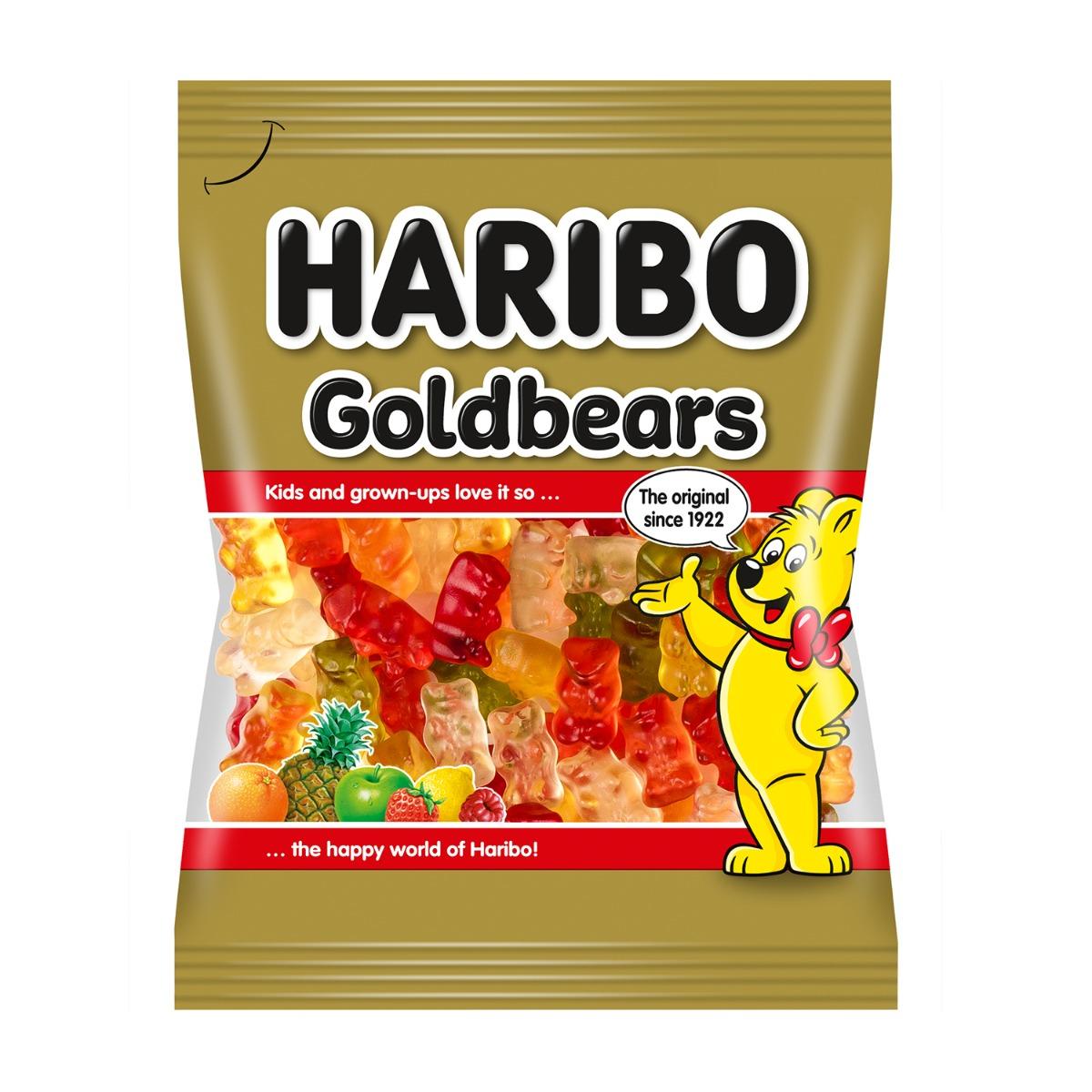 Jeleuri Haribo Goldbears, 200 g imagine
