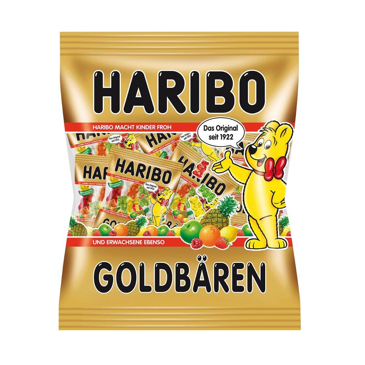 Jeleuri Haribo Goldbears Minimaxi, 250 g imagine 2021