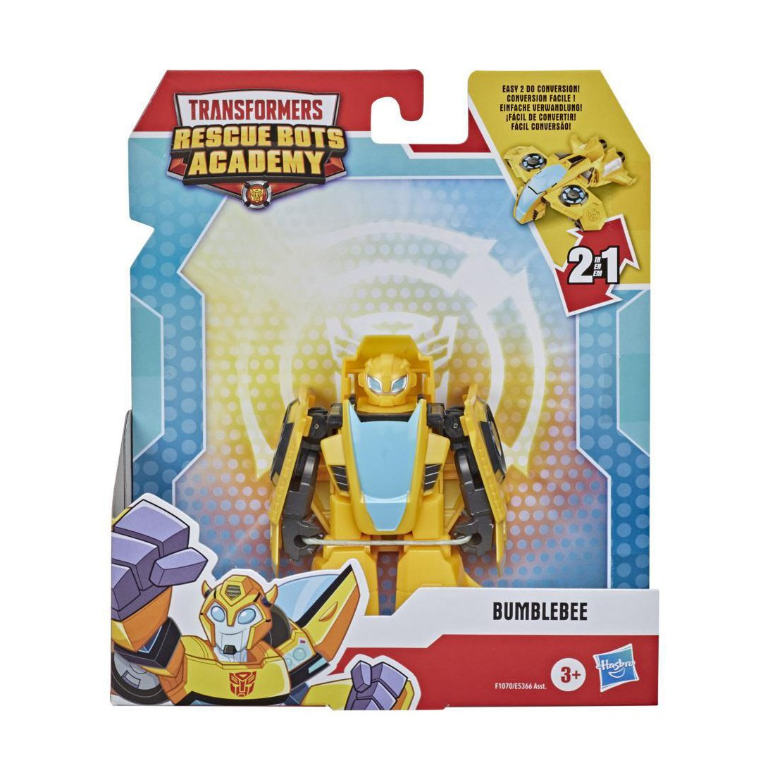 Figurina Transformers Rescue Bots Academy, Bumblebee, F1070