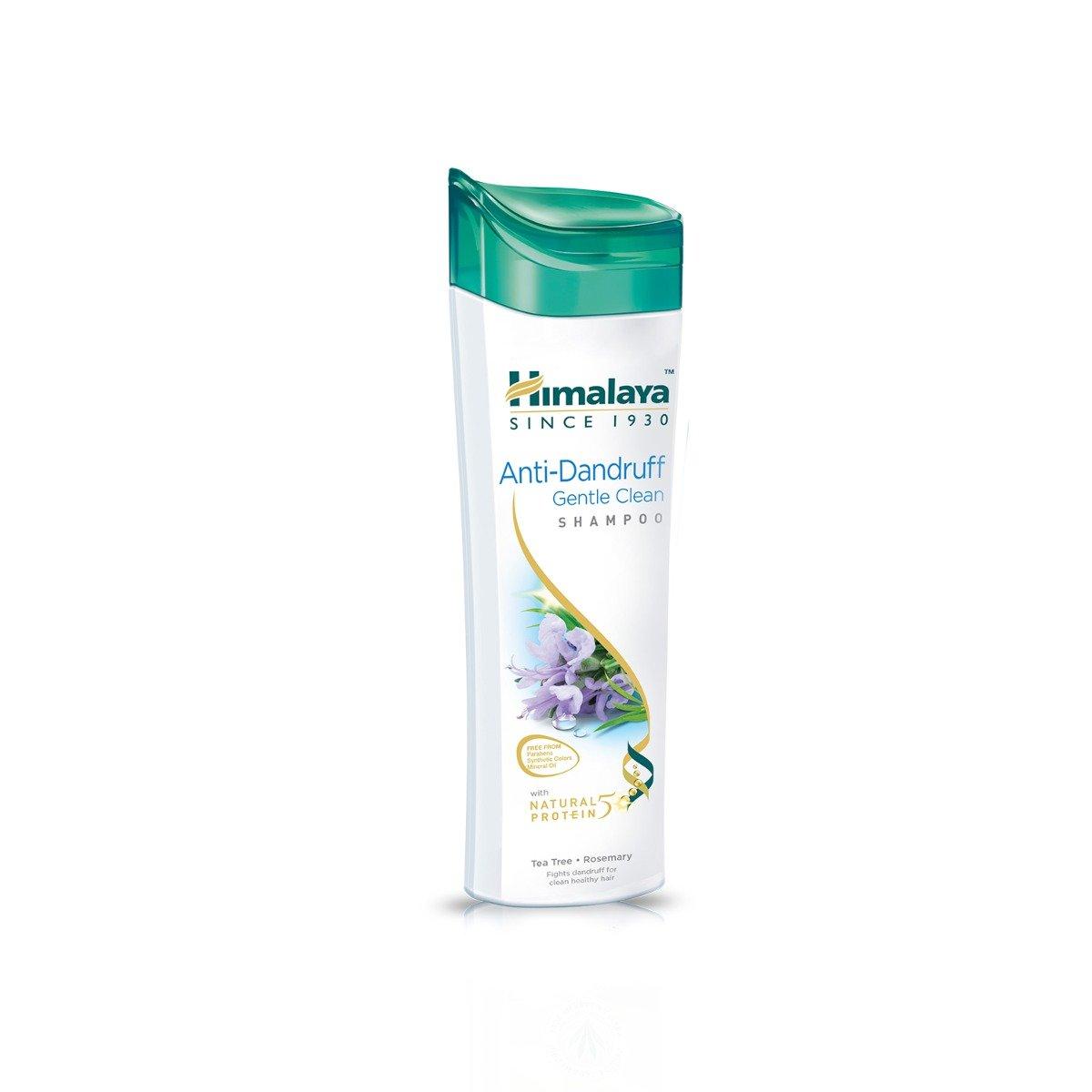 Sampon antimatreata Himalaya Gentle Clean, 200 ml
