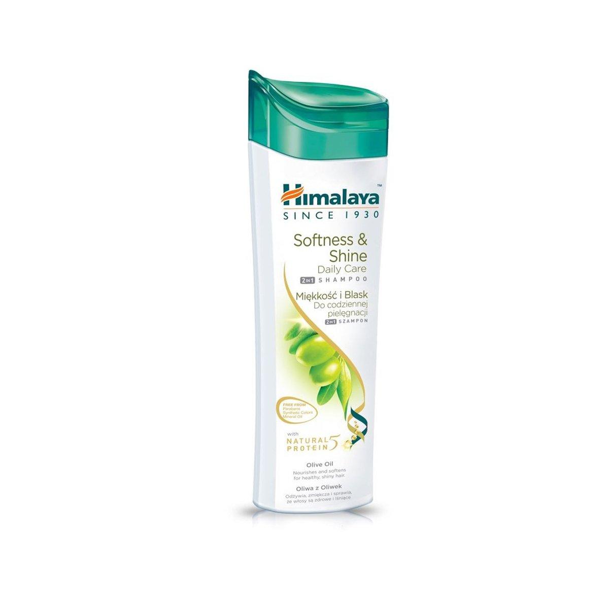 Sampon Himalaya Softness & Shine Daily Care, 200 ml