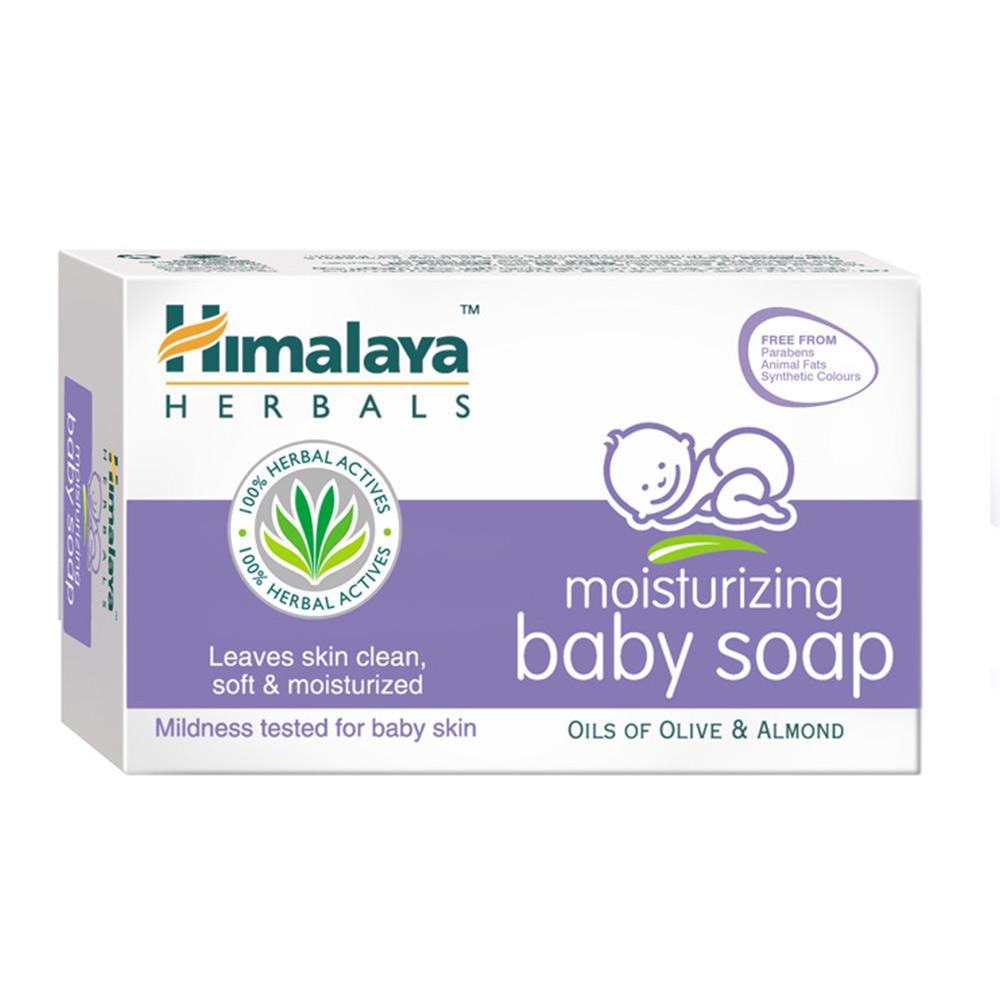 Sapun pentru bebelusi Himalaya Baby, 75 gr imagine