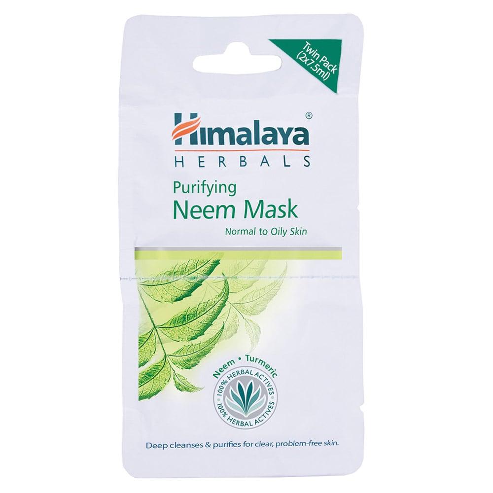 Masca Neem Himalaya twin pack, 2 x 7.5 ml imagine