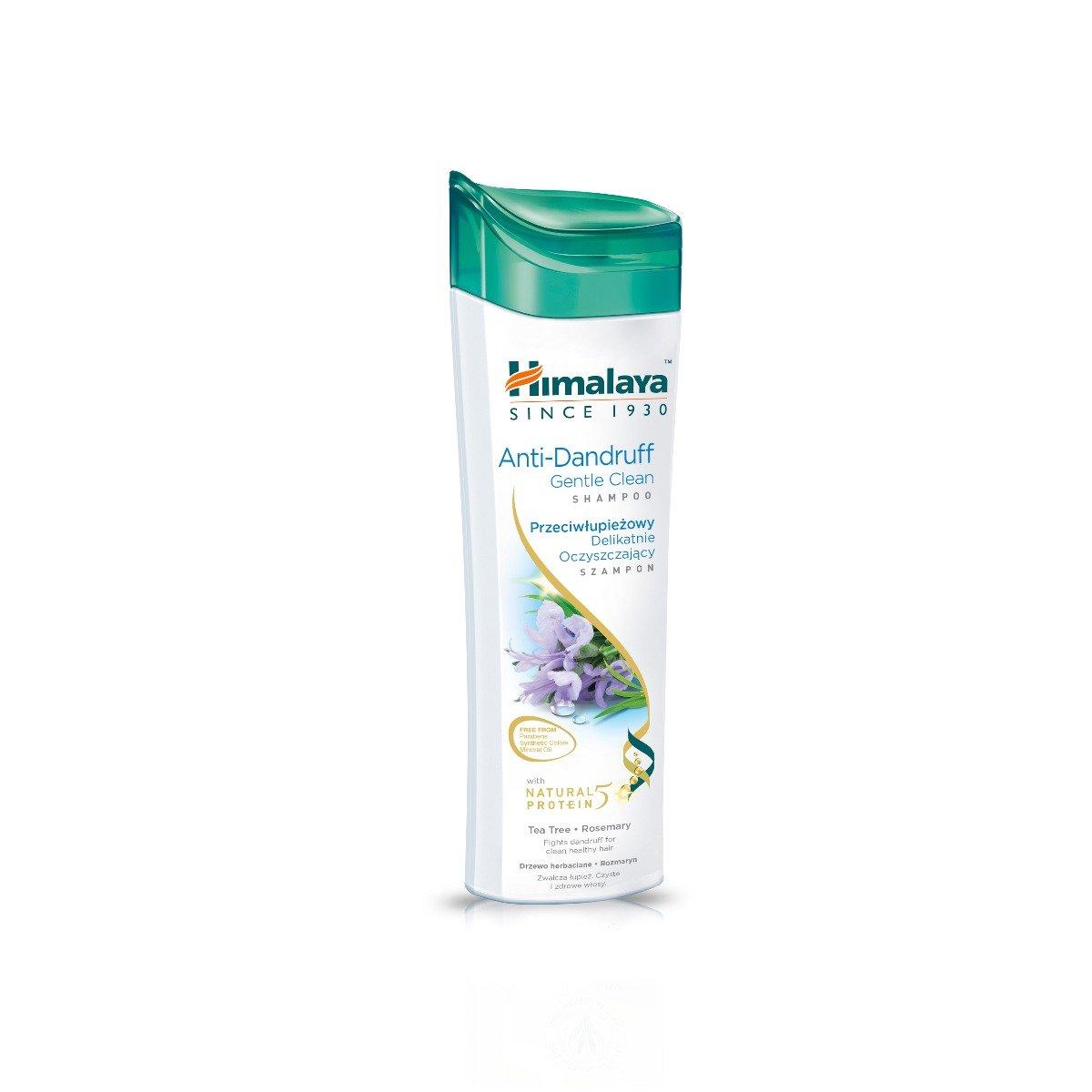 Sampon antimatreata Himalaya Gentle Clean, 400 ml imagine