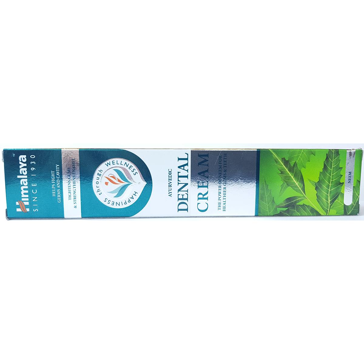 Pasta de dinti Himalaya Dental Cream Neem, 100 ml