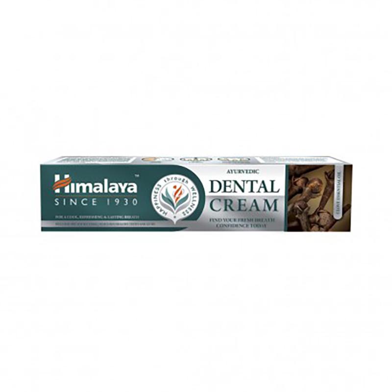 Pasta de dinti Himalaya Dental Cream Clove Essential Oil, 100 ml
