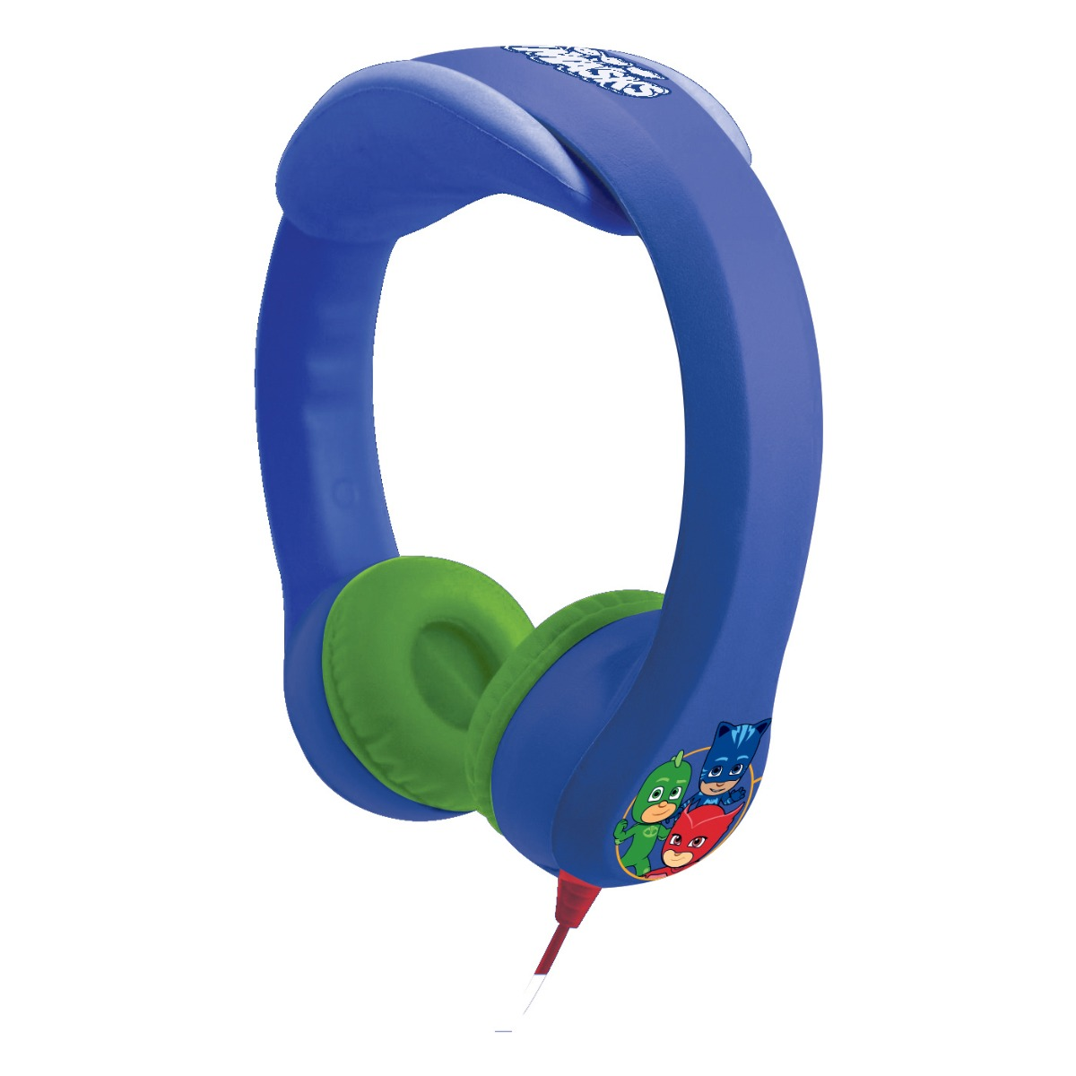 Casti audio cu fir pliabile, Pj Masks