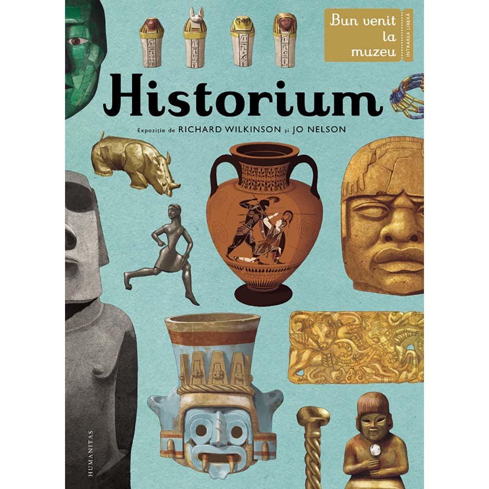 Carte Editura Humanitas, Historium, Richard Wilkinson