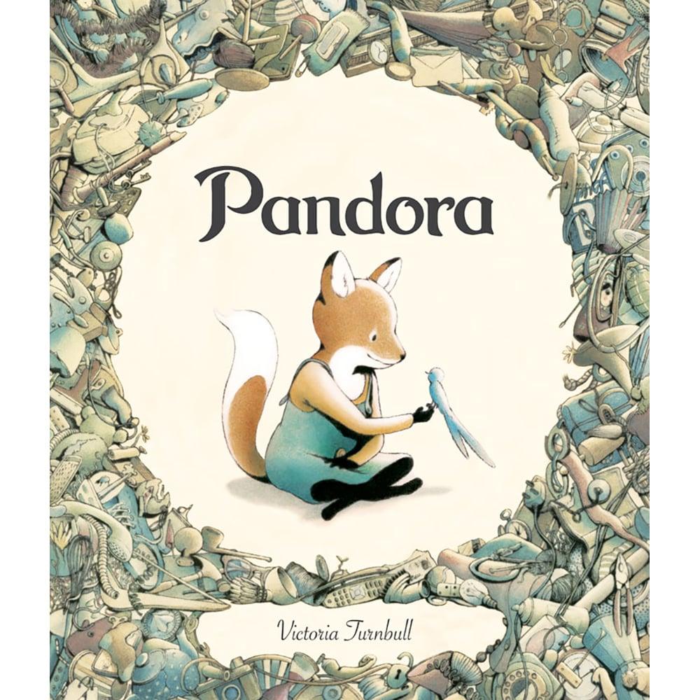 Carte Editura Humanitas, Pandora, Victoria Turnbull