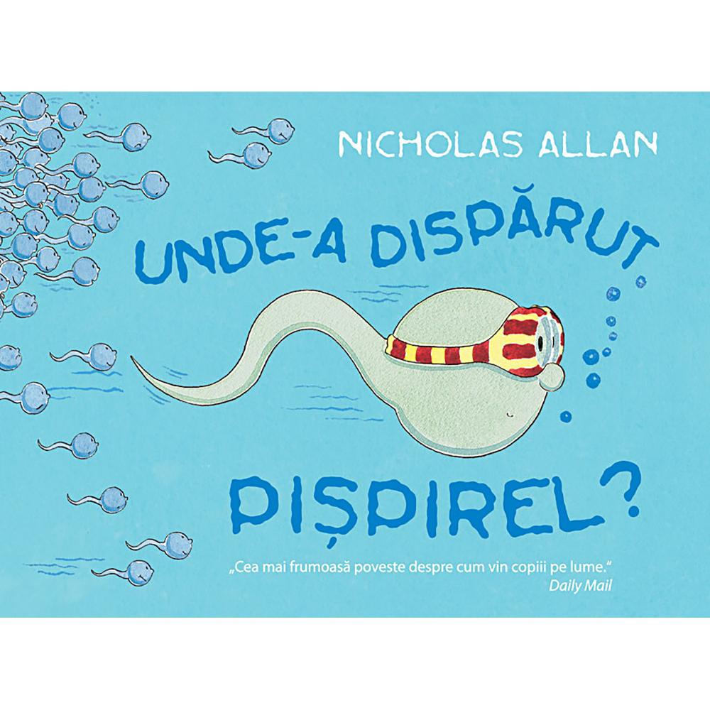 Carte Editura Humanitas, Unde-a disparut Pispirel? Nicholas Allan imagine 2021