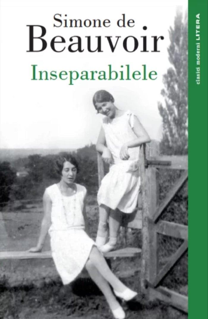Carte Editura Litera, Inseparabilele, Simone de Beauvoir imagine