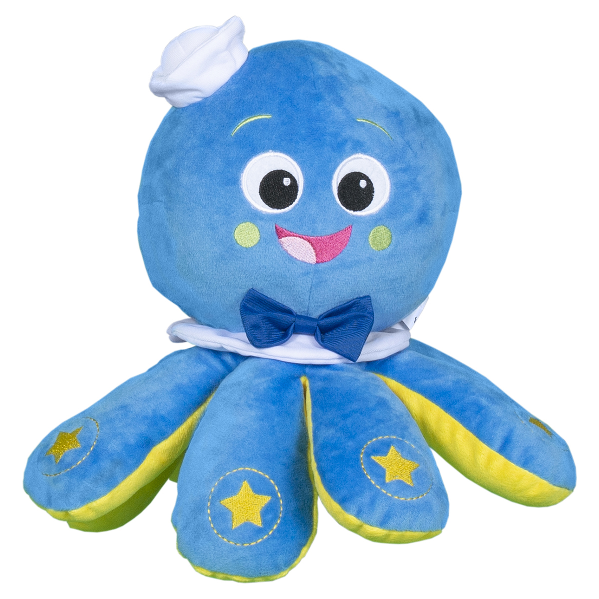 Jucarie de plus Noriel, Caracatita, Albastru, 20 cm