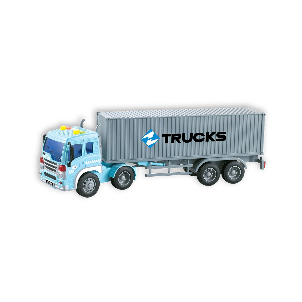 Camion cu container Cool Machines