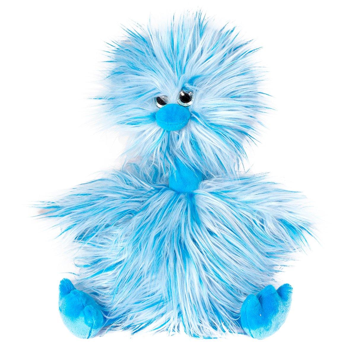 Jucarie de plus Noriel - Ratusca albastra, 28 cm